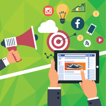 Pacchetto Social Media Marketing and Advertising