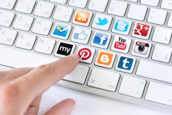 Il trend dei social media nel 2015