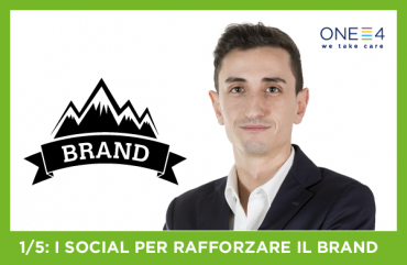 La prima di cinque regole per il Social Media Marketing