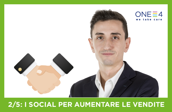 La seconda di cinque regole per il Social Media Marketing
