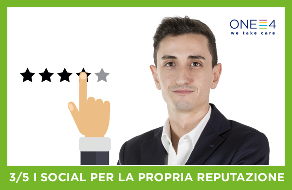 La terza di cinque regole per il Social Media Marketing