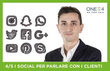La quarta di cinque regole per il Social Media Marketing