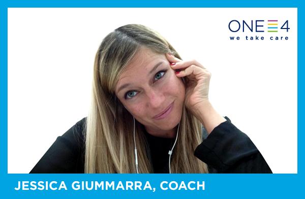 Coaching in azienda: Parola a Jessica