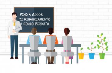 I corsi di formazione manageriale di ONE4 sono finanziabili fino ad un massimo di 5.000€