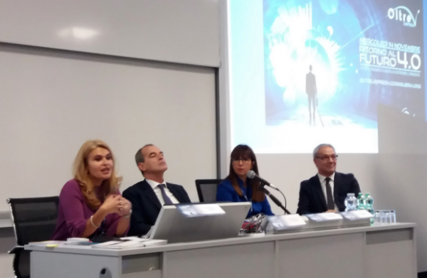Oltre l'impresa 2018. ONE4 Università LIUC